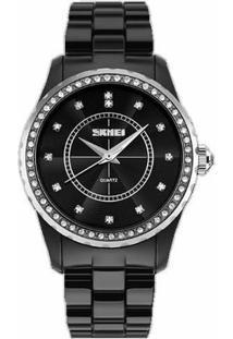 Relógio Skmei Analógico 1159-G - Feminino