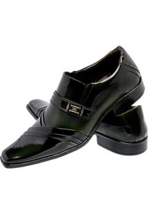Sapato Social Gofer 751 Verde