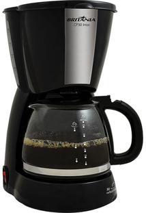Cafeteira Britânia Cp30 Inox Preta 220V