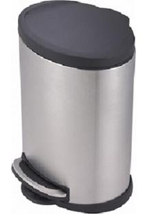 Lixeira Ônix 5L Mor - Multistock