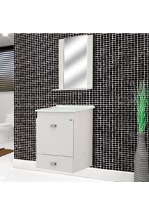 Conjunto De Banheiro Belmonte Branco