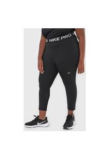 Legging Nike 365 Tight Crop Preta