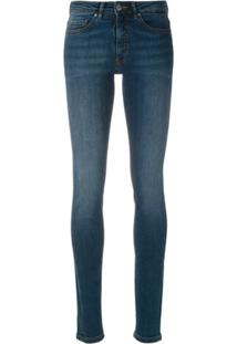 Boss Calça Jeans Skinny - Azul