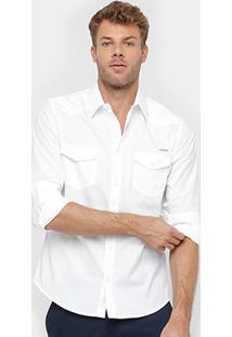 Camisa Colcci Slim Masculina - Masculino