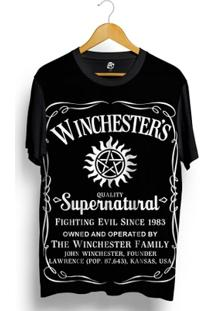 Camiseta Bsc Winchesters Full Print - Masculino