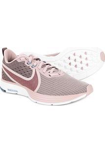 ... Tênis Nike Zoom Strike 2 Feminino - Feminino-Rosa Claro e395542009356