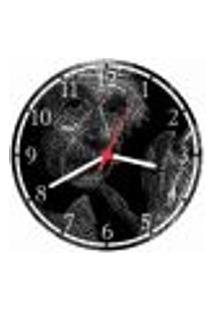 Relógio De Parede Albert Einstein Química Física Decorações