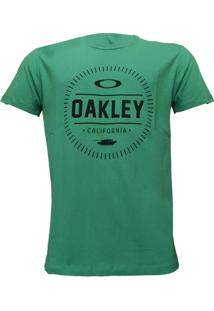 Camiseta Oakley Tank Panel Elipse Tee - Masculino
