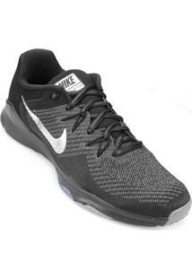 Tênis Nike Zoom Condition Tr 2 Prm Feminino - Feminino-Preto+Cinza