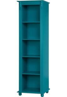 Torre Aberta 4 Prateleiras Azul