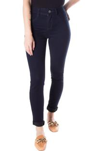 Calça Skinny Feminina One Jeans Sarja Marinho - 36