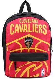 Mochila De Costas Nba Cleveland Cavaliers 49181 Vermelha