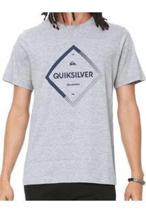 Camiseta Quiksilver Diamond Spirit Masculina - Masculino