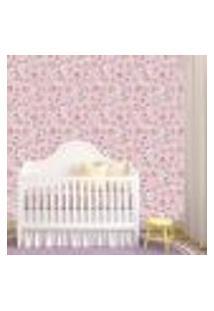 Papel De Parede Adesivo - Unicórnio Baby Bebe - 097Ppb