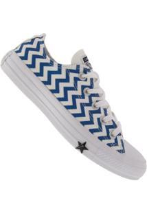 Tênis Converse All Star Chuck Taylor Core Ct1328 - Feminino - Azul/Branco