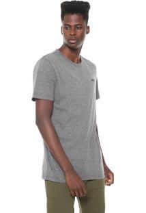 Camiseta Mcd Core Is Black Cinza