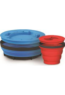 Kit Pote E Caneca Xseal & Go Set Large 805020 - Sea To Summit