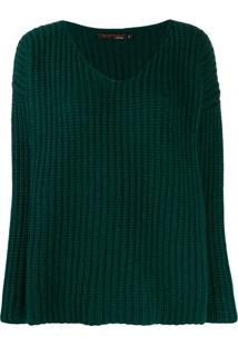 Incentive! Cashmere Suéter Amplo De Cashmere - Verde