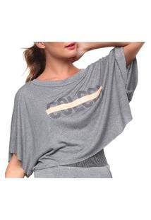 Camiseta Feminina Mescla Colcci 034.57.00228