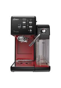 Cafeteira Espresso Oster Primalatte Ii Red 220V