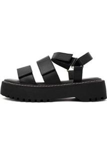 Sandália Birken Damannu Shoes Tratorada Julie Feminina - Feminino