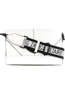 Zadig&Voltaire Lolita Cross Body Bag - Branco