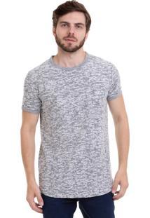 Camiseta Hifen Long Mescla
