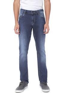 Calça Jeans Volcom Skinny Vorta Azul