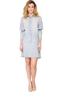 10e881a571 Vestido Alphorria Moderno feminino