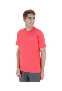 Camiseta Hd Basic Fit - Masculina - Coral