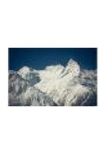 Painel Adesivo De Parede - Montanhas - Neve - 802Pnm