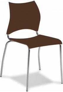Cadeira Indira Cacau