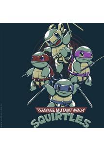 Camiseta Squirtles - Masculina