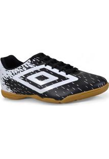 Tenis Masc Umbro Of72097 112 Acid Preto/Branco