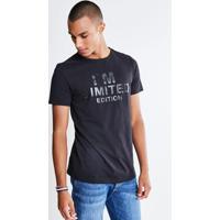 03688aeacd Camiseta Gola Redonda masculina