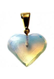 Pingente Coração Cristal - Twik