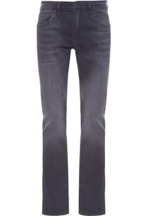 Calça Masculina Jeans Black - Preto