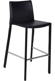 Banqueta Glam- Preta- 102X52X42,5Cm- Or Designor Design