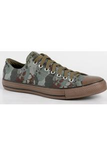 Tênis Masculino Estampa Camuflada Converse All Star Ct0786