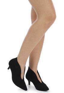 Ankle Boots Lara Bico Fino