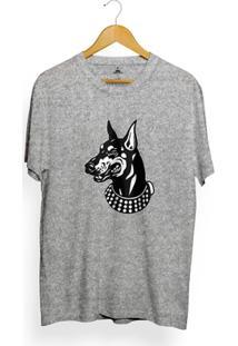 Camiseta Skill Head Doberman - Masculino
