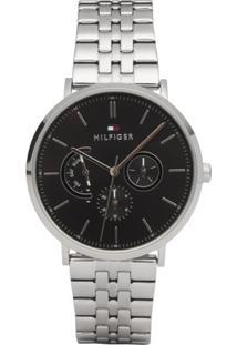 934fb68f2f9 ... Relógio Tommy Hilfiger Masculino Aço - 1710373