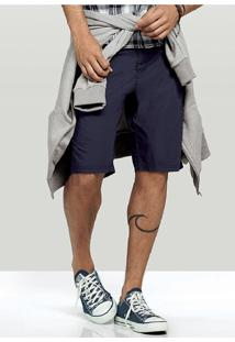 Bermuda Masculina Hering Em Modelagem Chino
