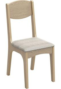 Cadeira Ca12 Geométrico Carvalho