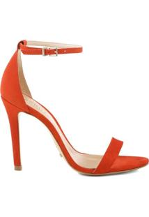 Sandália Gisele Nice Orange   Schutz