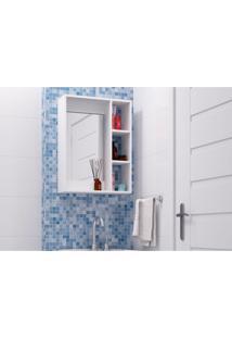 Armã¡Rio Aã©Reo Para Banheiro Brv Mã³Veis Com Espelho - Bbn03