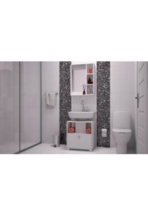 Balcão Para Banheiro Brv Móveis - Bbn02