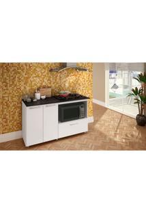 Balcão Para Cooktop 4 Bocas E Para Forno/Micro-Ondas Completa Móveis - Bl210