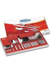 Faqueiro 24 Peças Brinox Siena - 5109/102