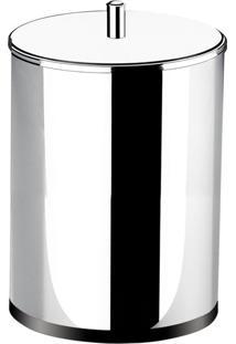 Lixeira Com Tampa Brinox Decorline, 7,8 Litros - 3030/203